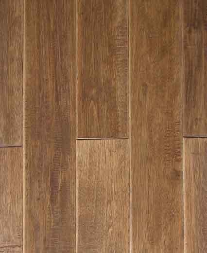 Birch Wood Floor Hanscraped China Wood Flooring