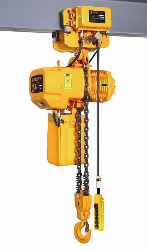 Elk Hoist Parts Inspection 3ton Electric Chain Hoist