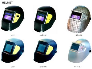 Auto-Darkening Welding Helmet for Welding Protection Product