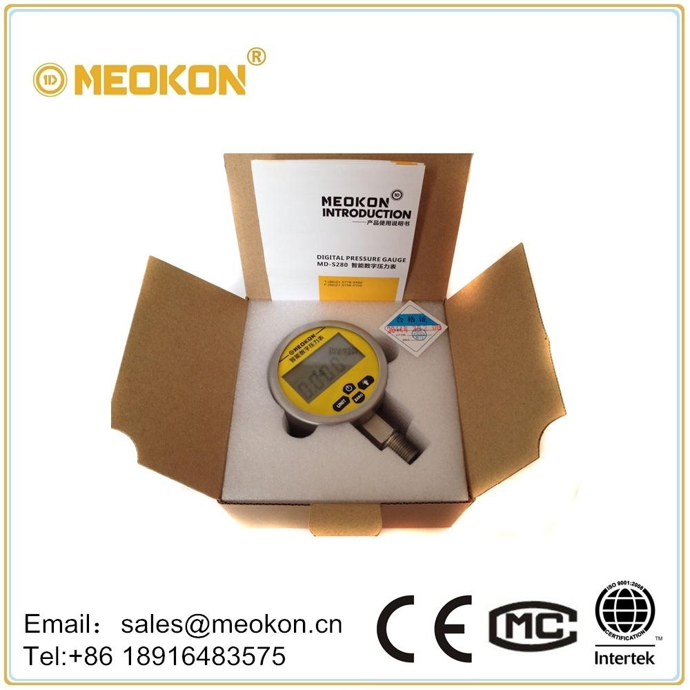 Battery Powered High Accuracy Digital Pressure Meter