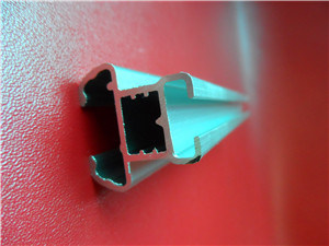Customized Extrusion Profiles in Alloy 6063t5 Anodised Finish