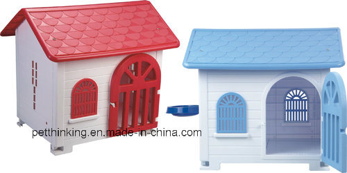 Plastic Outdoor Pet House, Dog Kennel