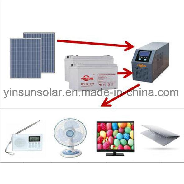 Factory Direct Sale a Set 1000W off-Grid Solar Power