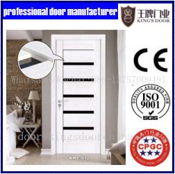 Latest Design Decorative Combined MDF Door