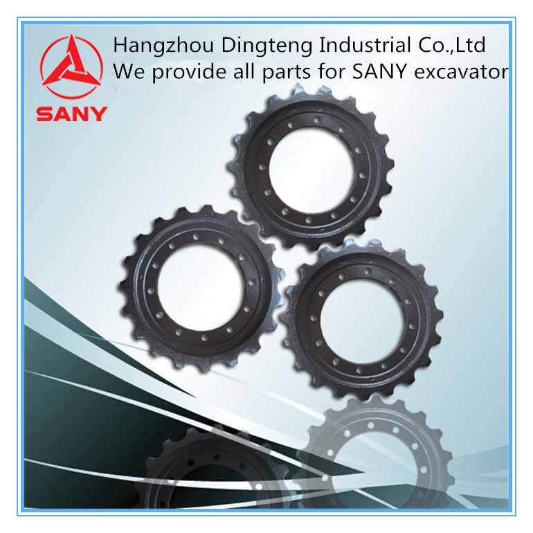 Sany Excavator Parts Sprocket for Sany Hydraulic Excavator