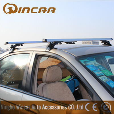 3 in 1 Removable Roof Rack Aluminum Roof Cross Bar