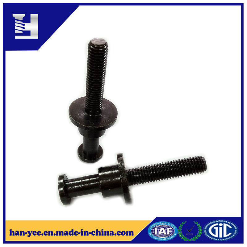 Carbon Steel Black Zinc Plated Shaped Bolt