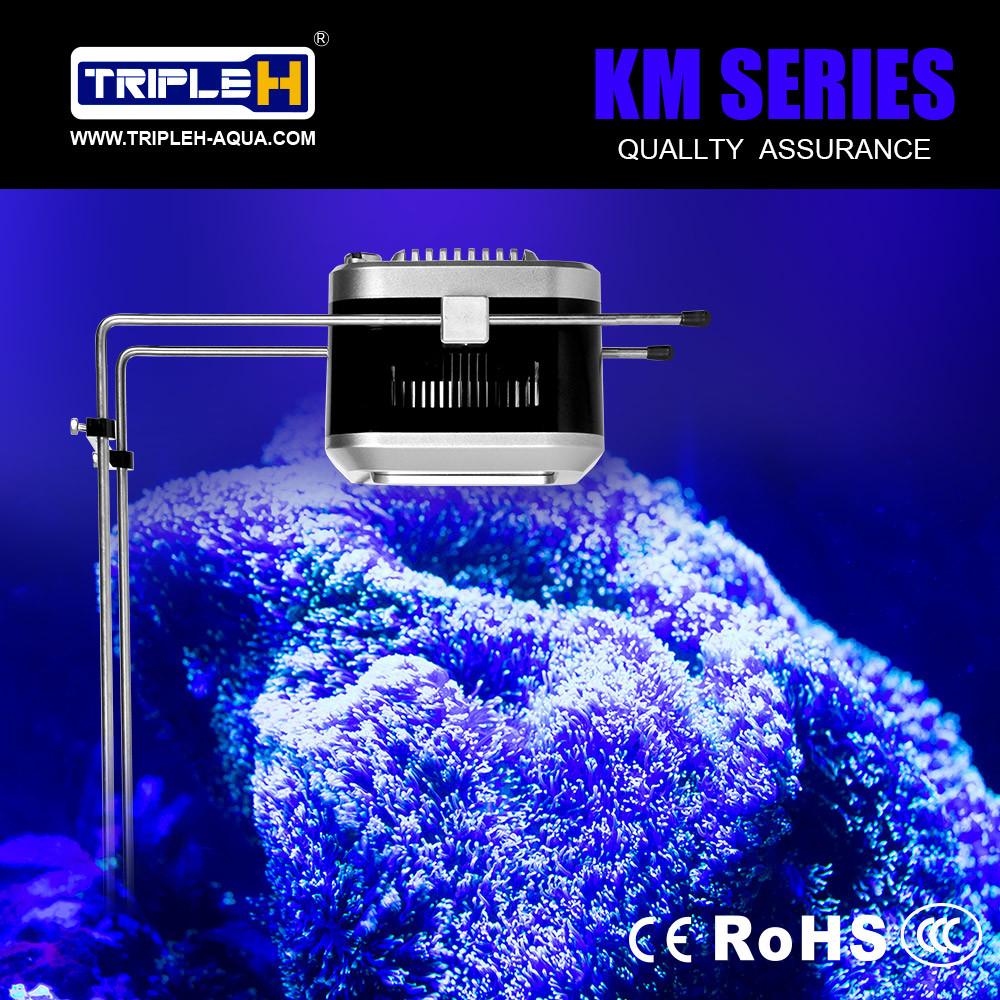 Energy Saving Dimmable 100W RGB Bridgelux IP54 Coral Reef Used Aquarium LED Lighting