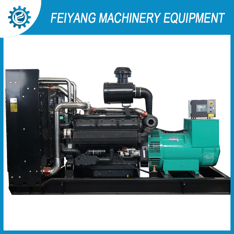 10kw-1000kw Open Type/Silent Diesel Generator with Perkins/Deutz/Cummins Engine