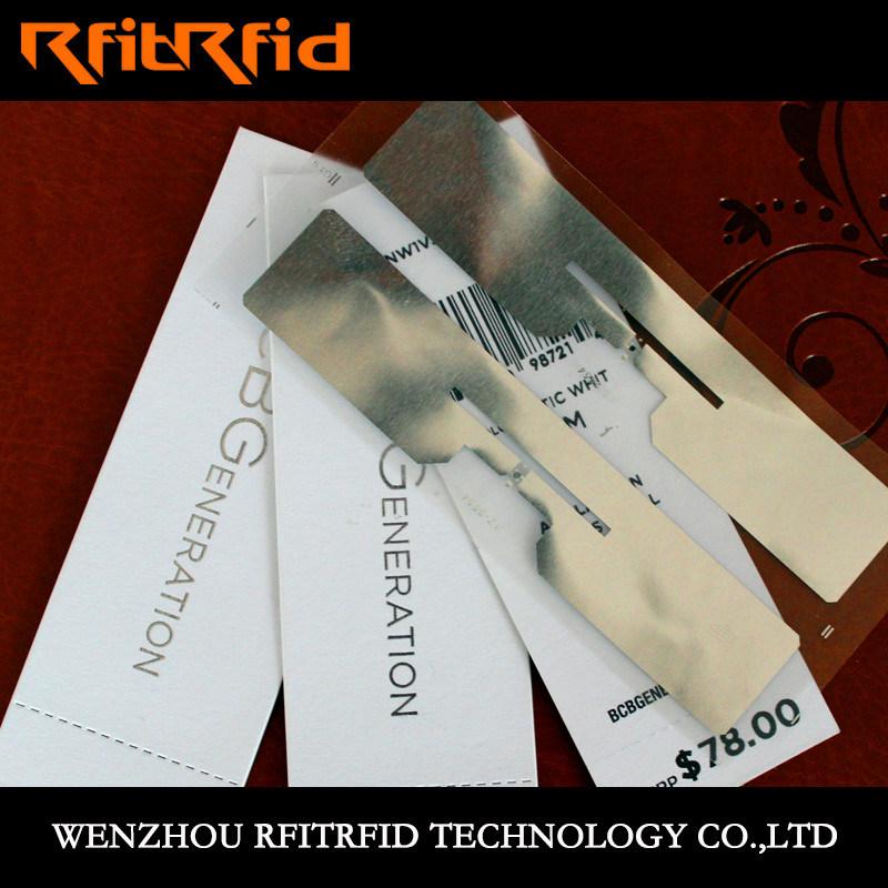 Whole Aluminum Etching RFID Clothing RFID Sticker