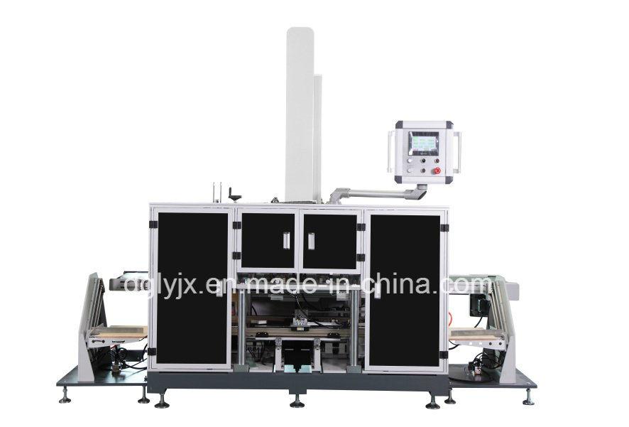 High-Speed Automactic Rigid Box Making Machine (with corner tape machine)