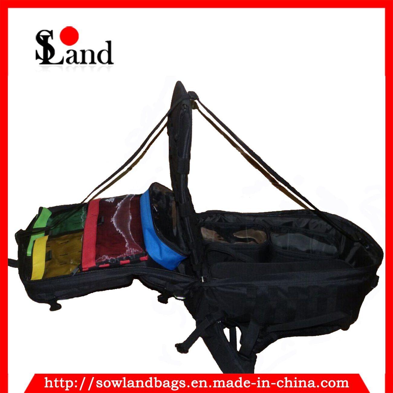 Emergency Medical First-Aid Backpack