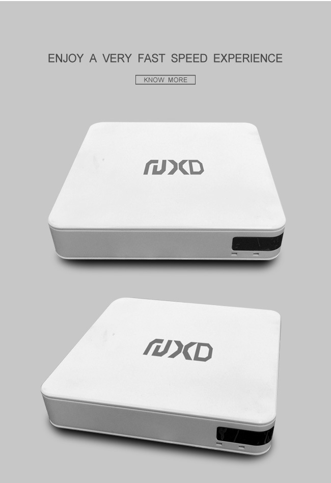 Quad Core Full HD 1080/4k High Quality Android TV Box X8