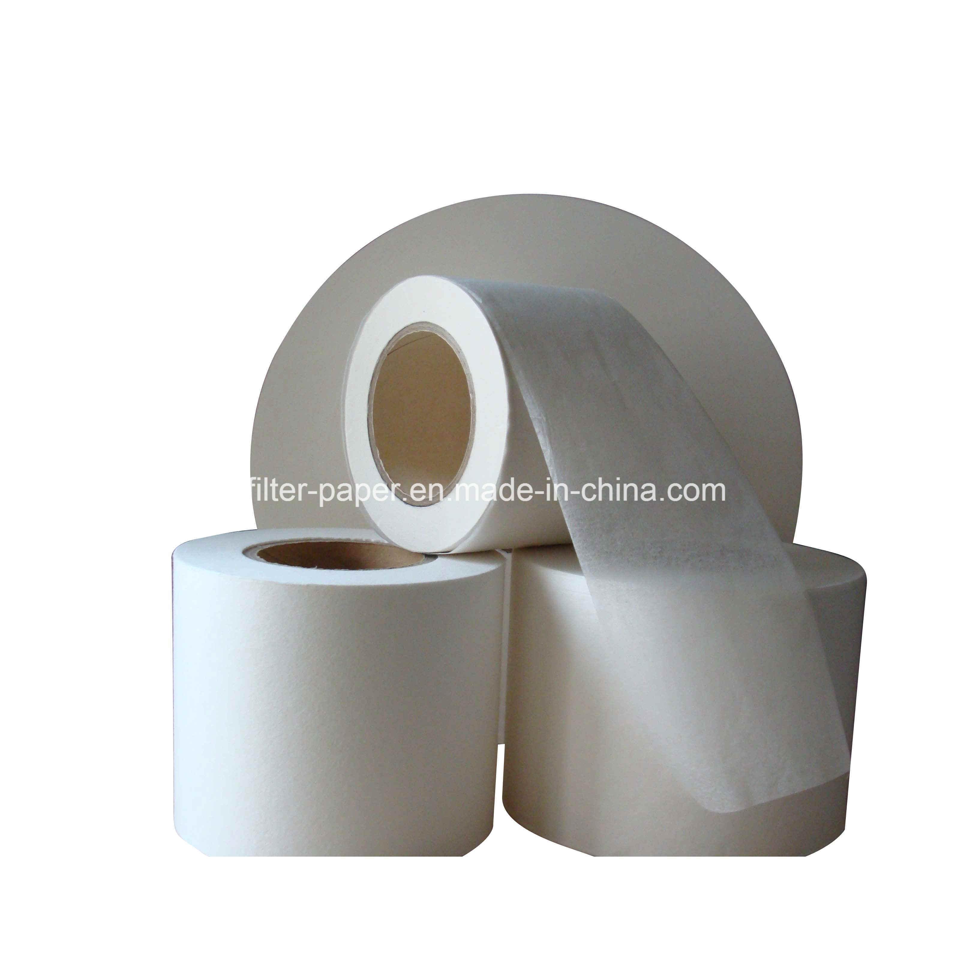 Heat Seal Tea Bag Filter Paper for Individual Tea Bags