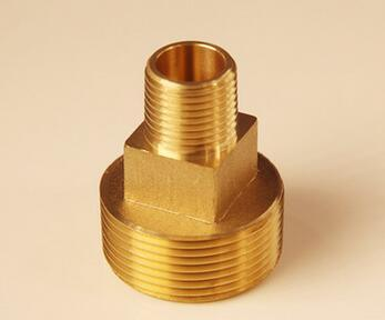 The High Quality Threaded Brass Fitting
