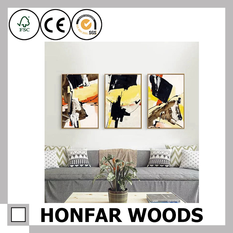 Abstract Canvas Wall Art Painting for Home Decor