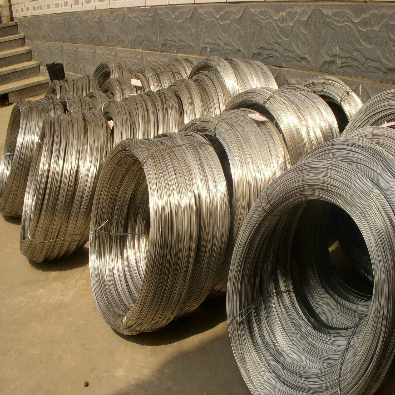 AISI 410 Stainless Steel Wire for Making Scourer