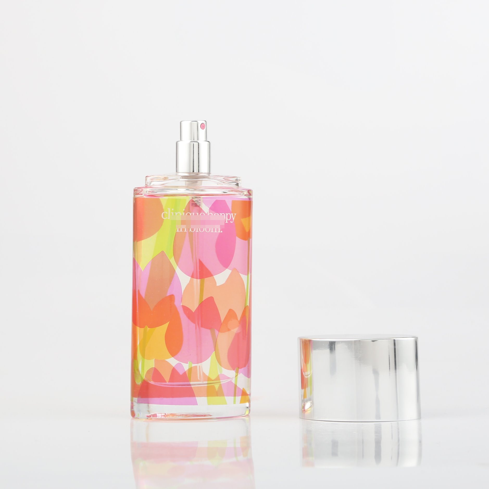 Hot Selling Glass Perfume Bottle with Original Spray for Women