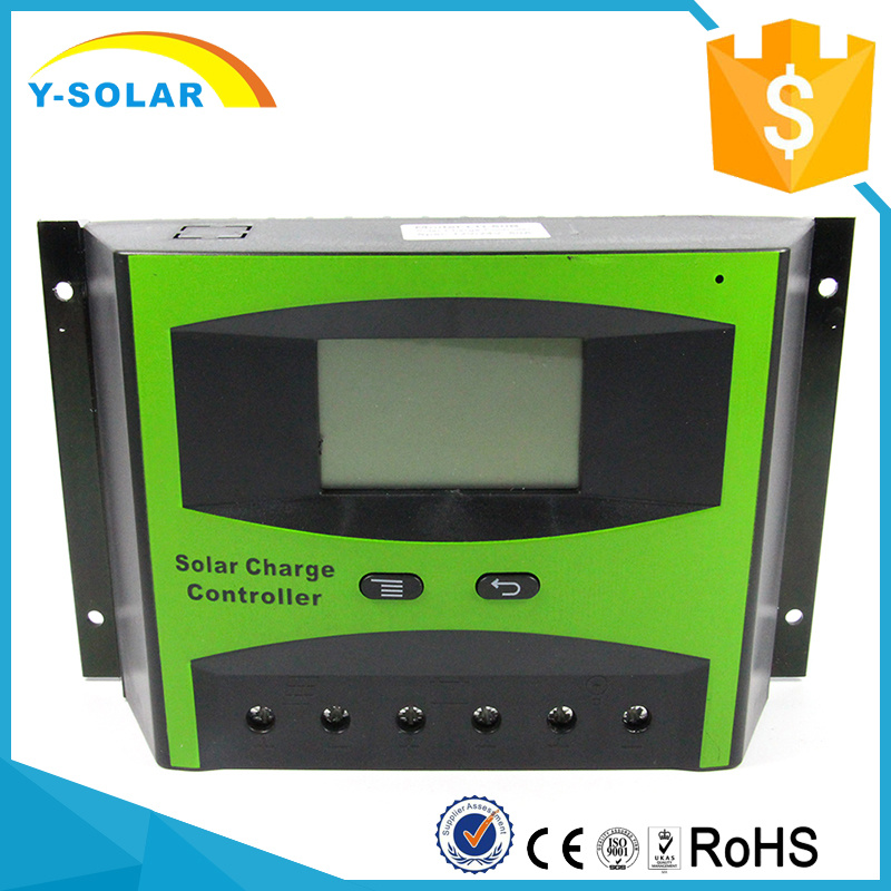 12V 24V 60A Solar Charge/Power Controller for Sale with LCD Display Ld-60b