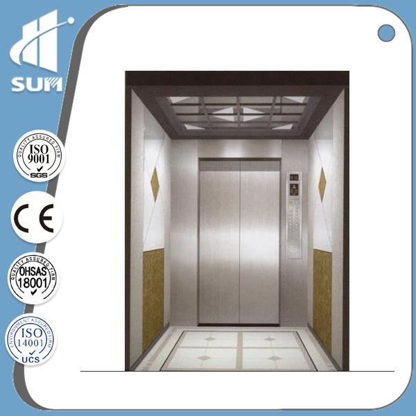 Speed 1.5m/S Passenger Elevator Component