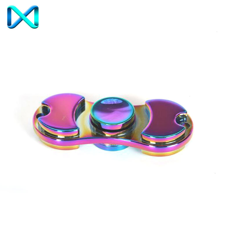 Beautiful Aluminum Alloy EDC Fidget Toy Spinner Hand Spinner