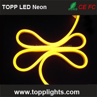 24V 12V LED Ultra Thin Neon Flex Rope Light