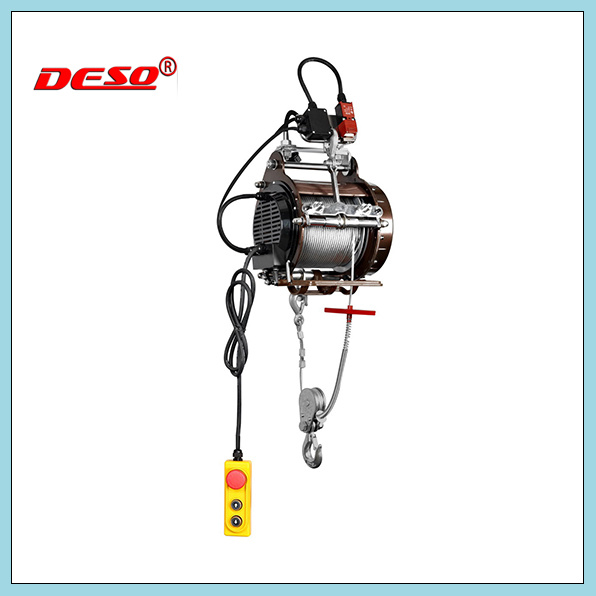 China Wired/Wireless Switch Electric Hoist