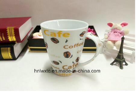 Wholesale 11oz Porcelain Coffee Mug for Women′s Day