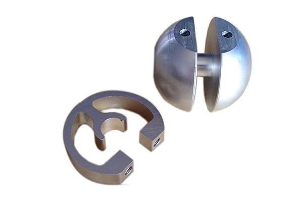 Alloy 6063 6061 Aluminum / Aluminium Metal CNC Machining Part
