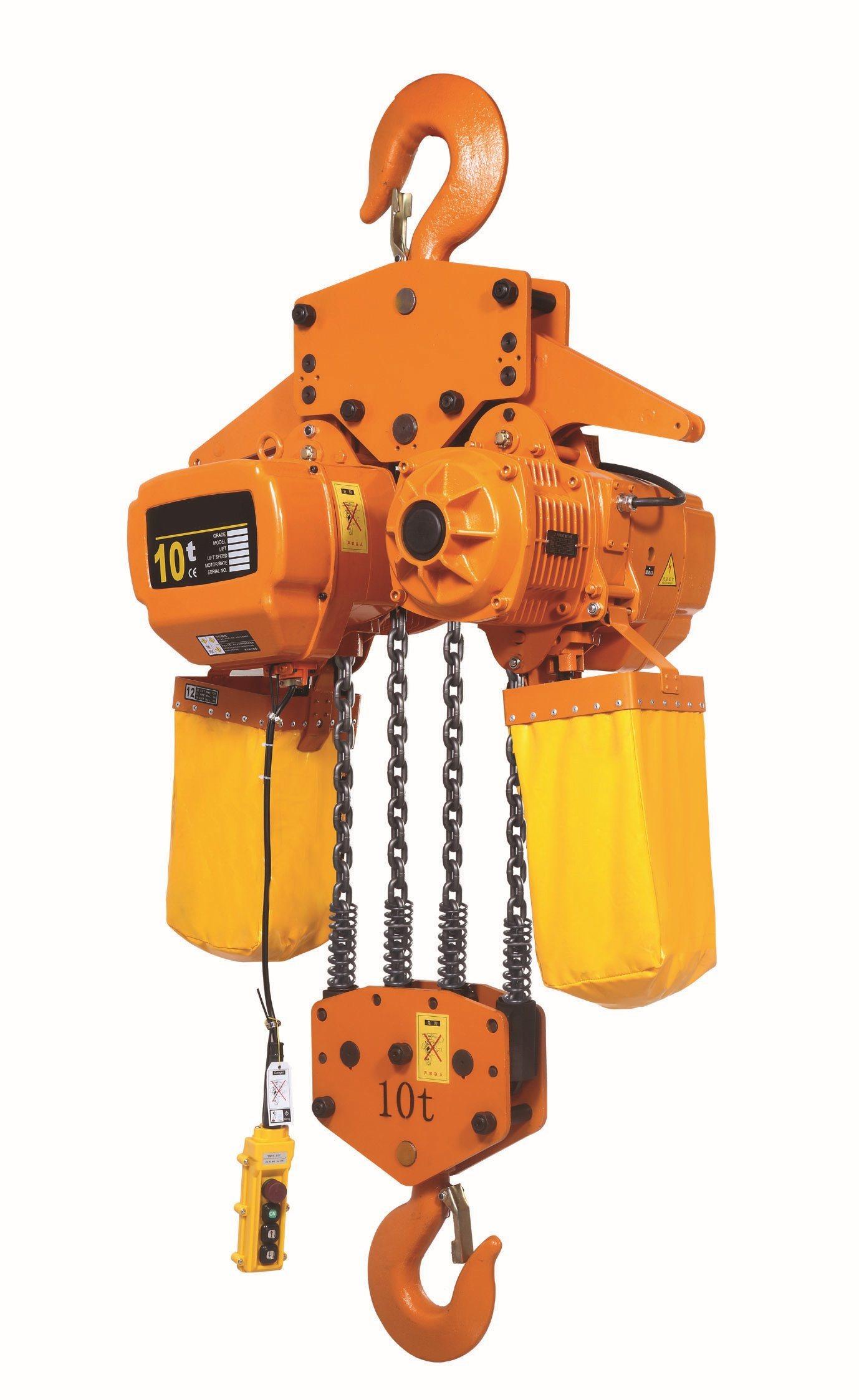 1 Ton Electric Chain Hoist Ce