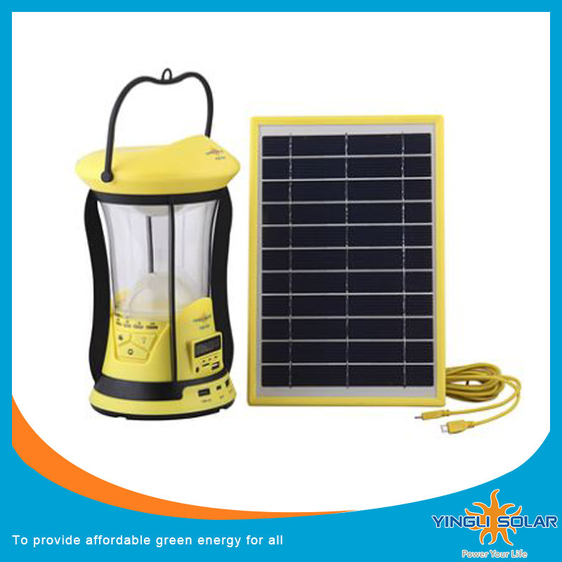 New Solar Camping Light for Home Szyl-Scl-N801