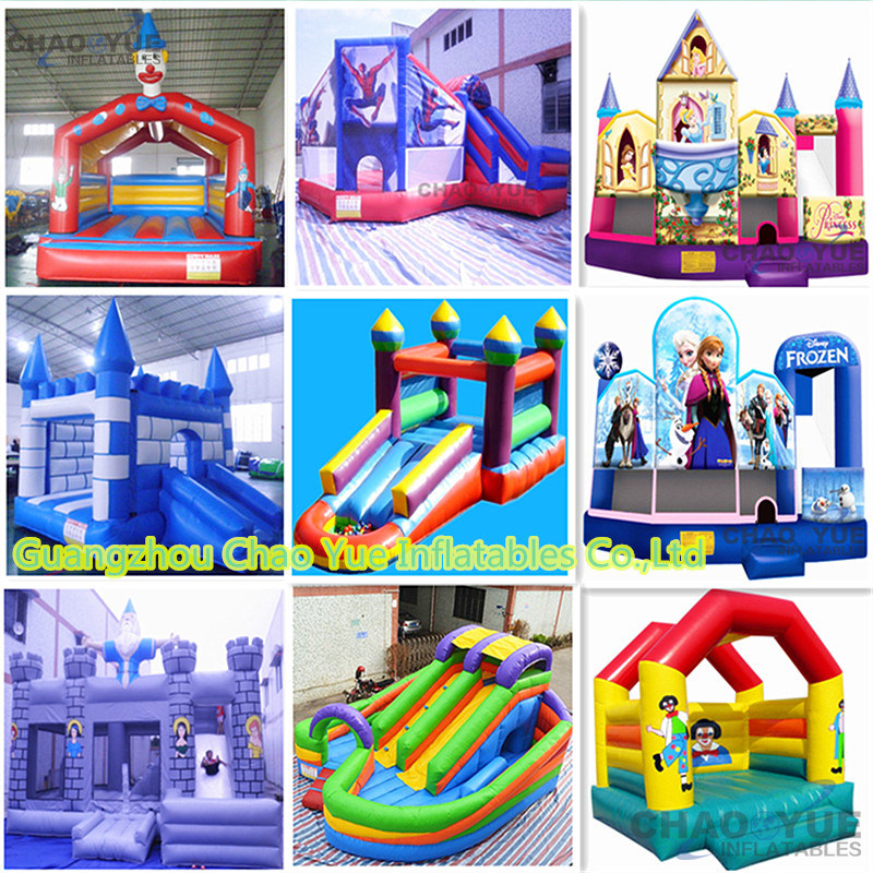 OEM Outdoor Inflatable Bouncy Jumping Castle for Kids Playground