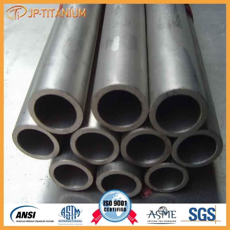 ASTM B338 Gr2 Industrial Titanium Seamless Tube, Titanium Pipe