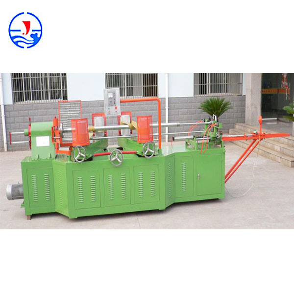 4-Head Screw Spiral Paper Tube Winding Machine