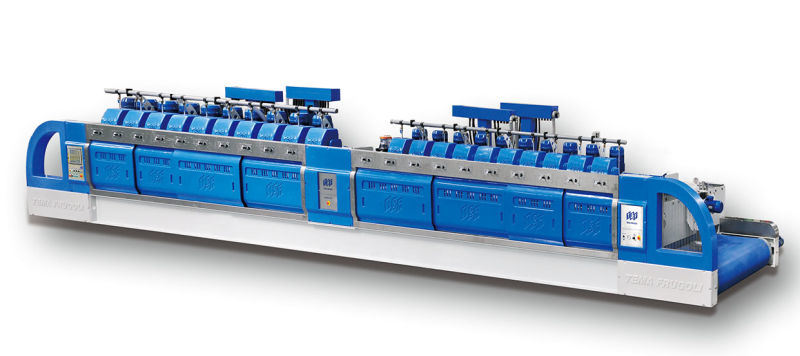 16 Head Automatic Polishing Machine