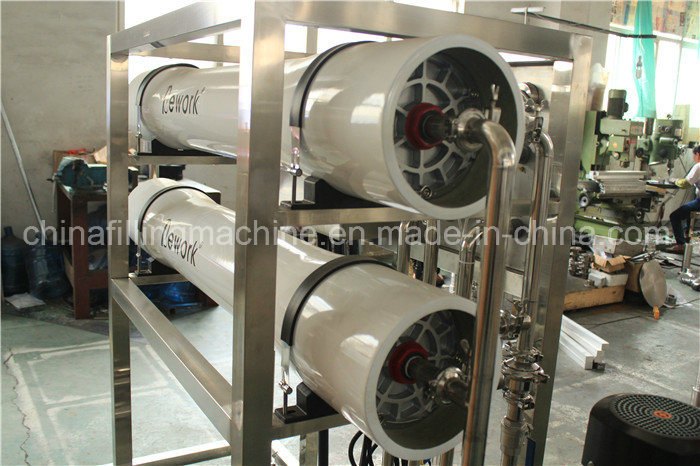 Mineral Water RO System Treatment Machinery with SUS304 Material