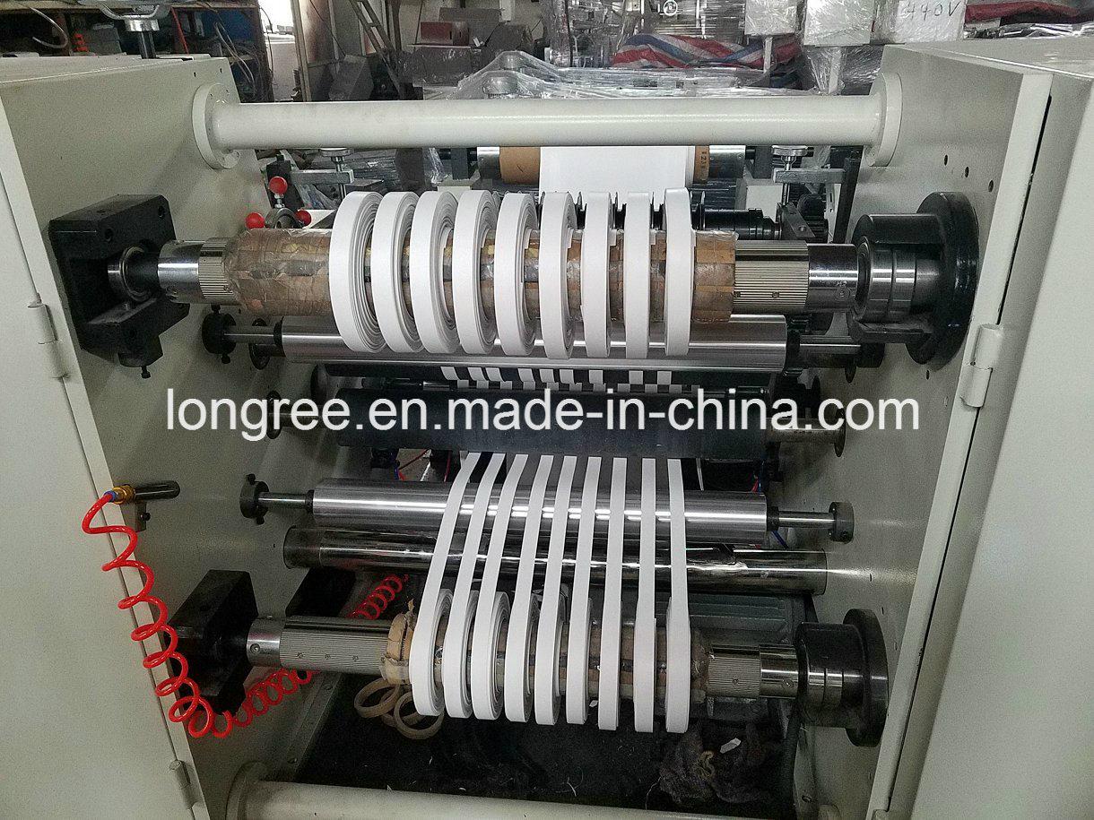 2017 PVC Sheet Automatic Slitter Cutting Machine