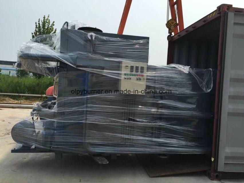 2017 Most Popular 100kg Garbage Waste Medical Waste Incinerator