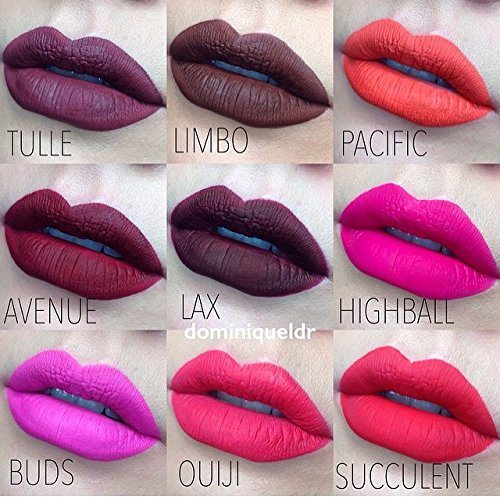 Popular Matte Liquid Lipstick Long Lasting Private Labeling
