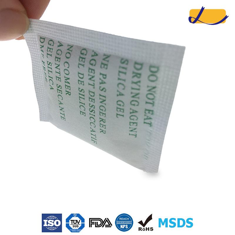 100g Dry Bag Manufacturer Silica Gel Desiccant for Dry Apple