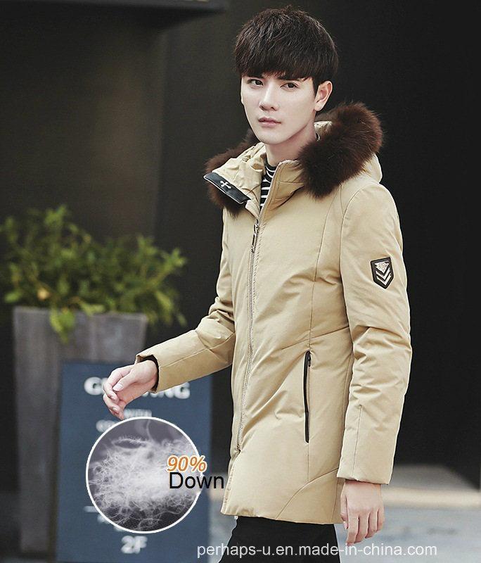 Super Warm Mens Winter Down Jacket