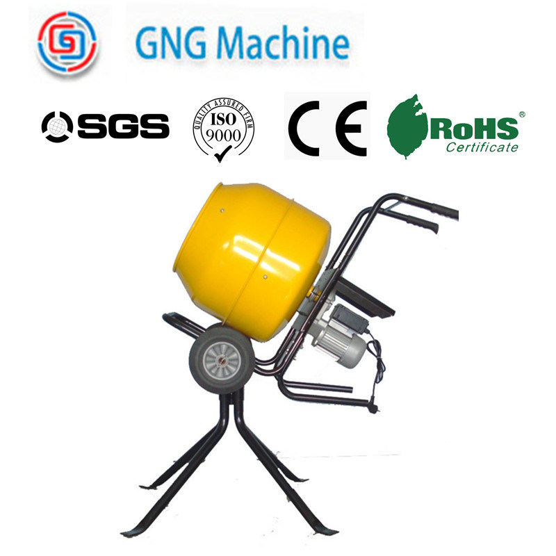 Professional Building Electric Concrete Mixer Equipment