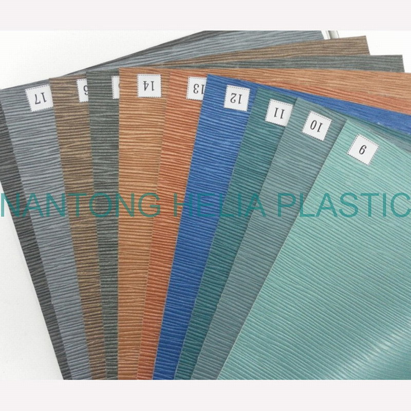 PVC Decorative Furniture Vinyl Upholstery Leather