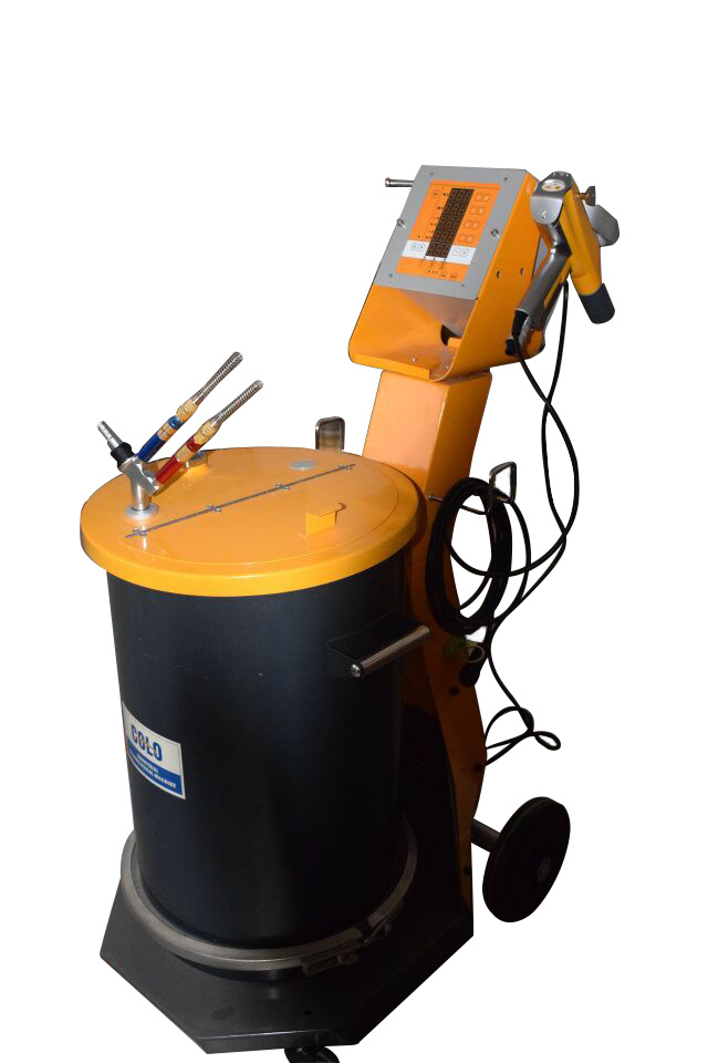 Electrostatic Powder Coating Equipment (Manual spraying Gun)