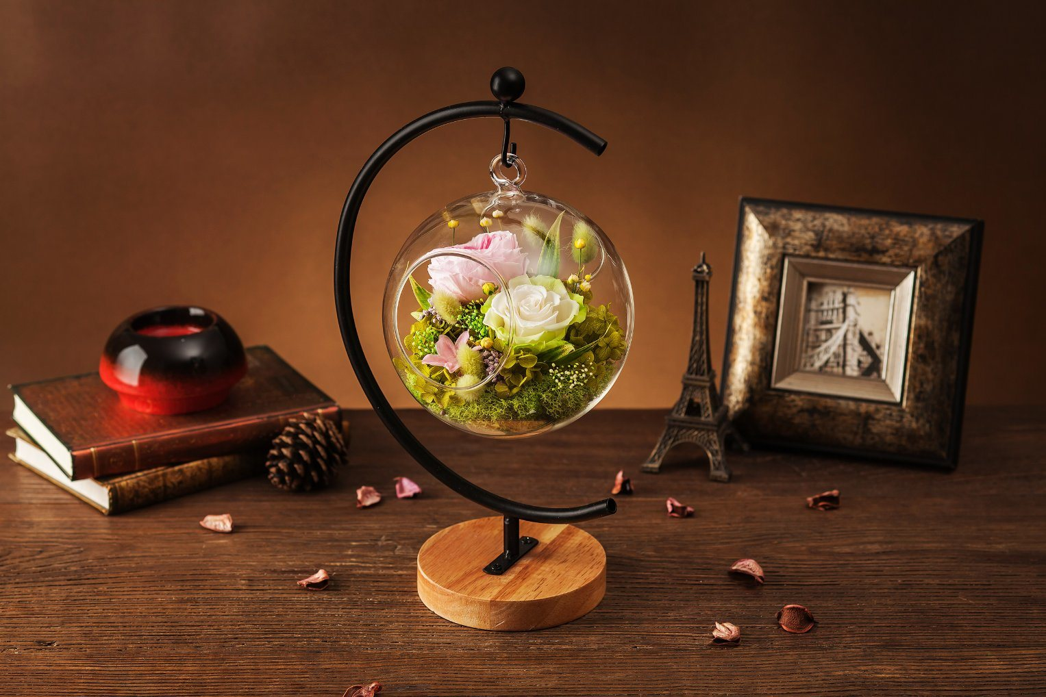 Ivenran Preserved Fresh Flower for Gift and Decoration