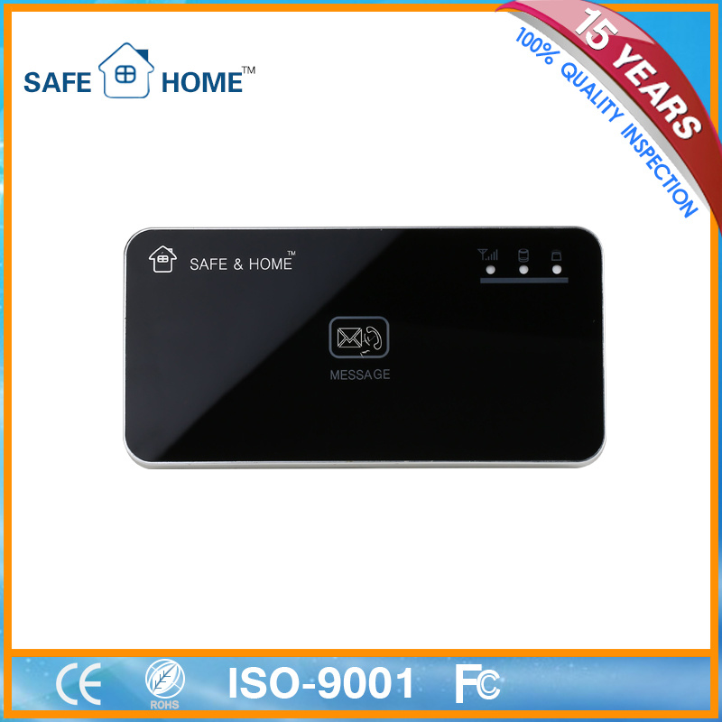 APP Control GSM SMS Home Burglar Security Alarm