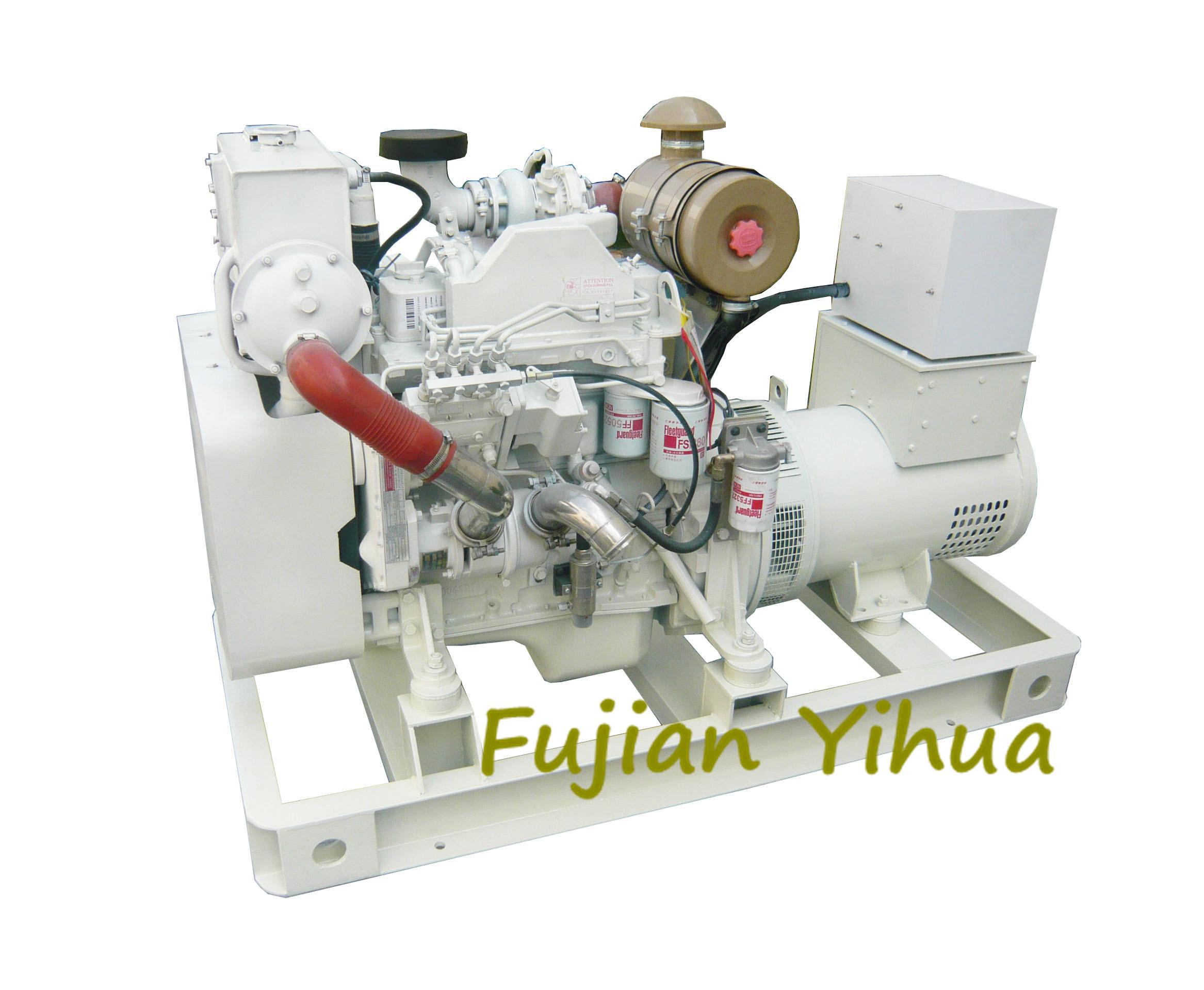 High Quality! Cummins Marine Diesel Generator