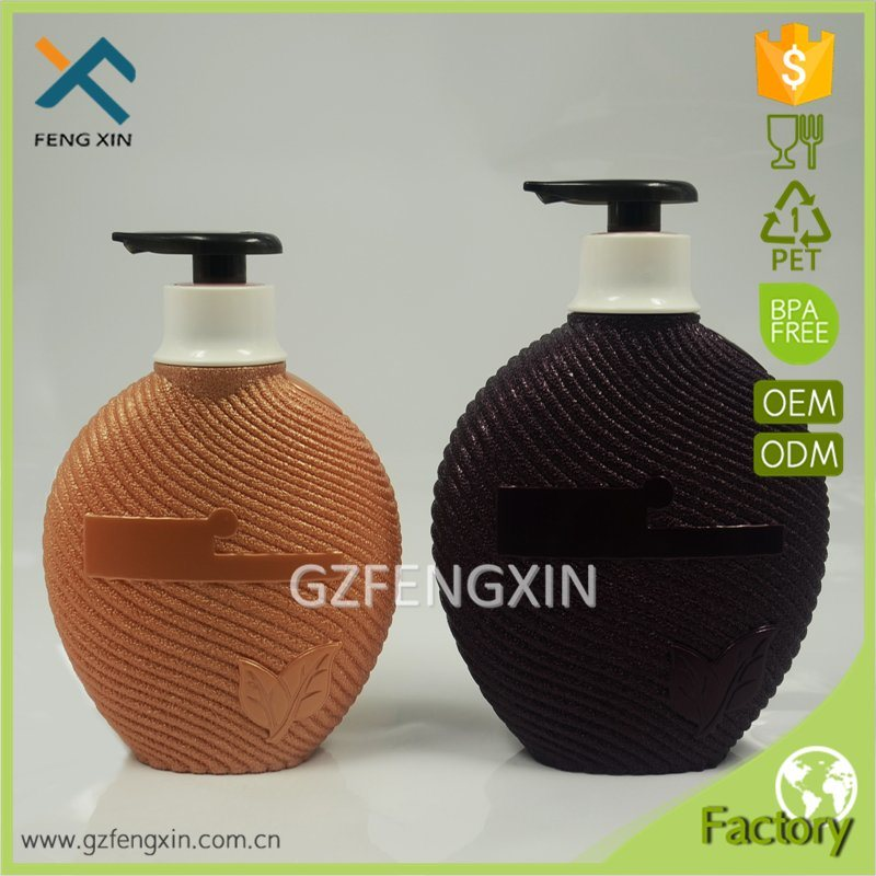 Colored Pet Preform for 500ml 750ml Plastic Cosmetic Packaging