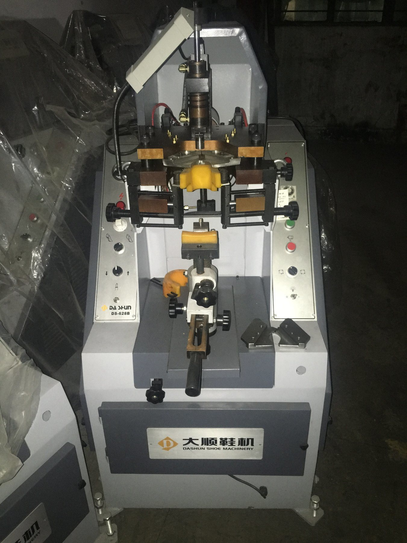 Ds-628b Automatic Backpart Counter Lasting Machine for Shoe