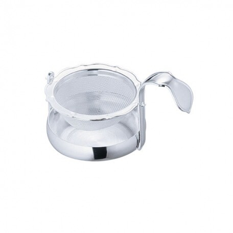 Germany Type Rotating Mesh Provence Tea Strainer